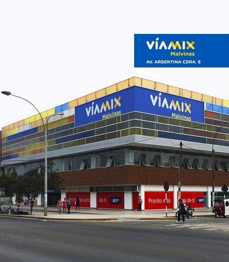 Viamix Las Malvinas