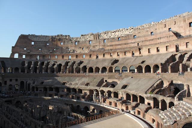 Rooman suosituimmat nähtävyydet 15