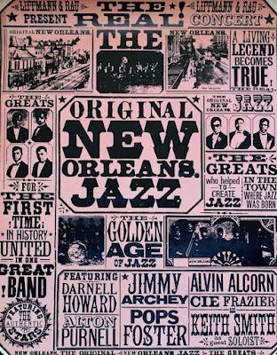Η τζαζ της Νέας Ορλεάνης / New Orleans' Jazz