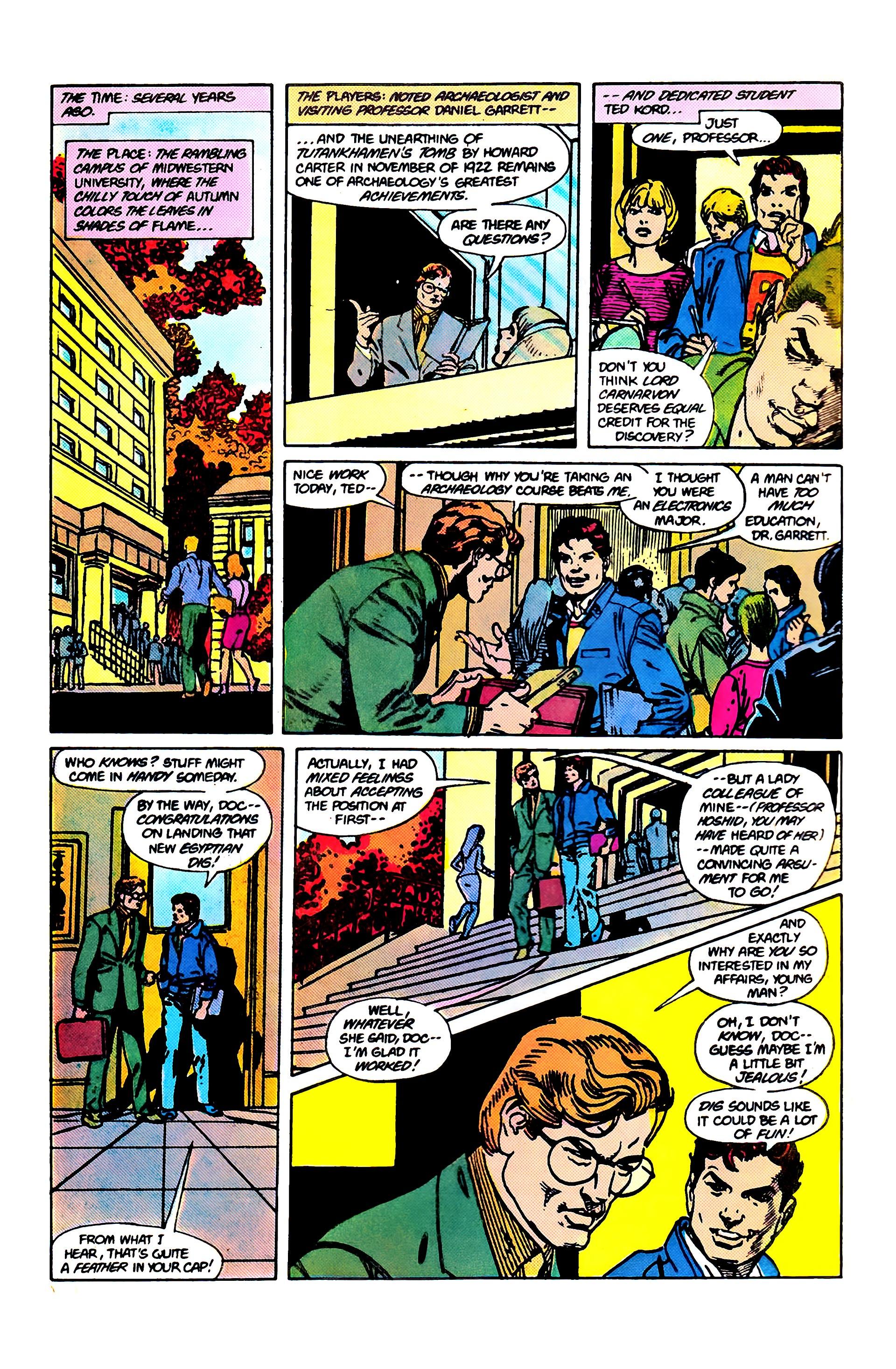 Read online Secret Origins (1986) comic -  Issue #2 - 4