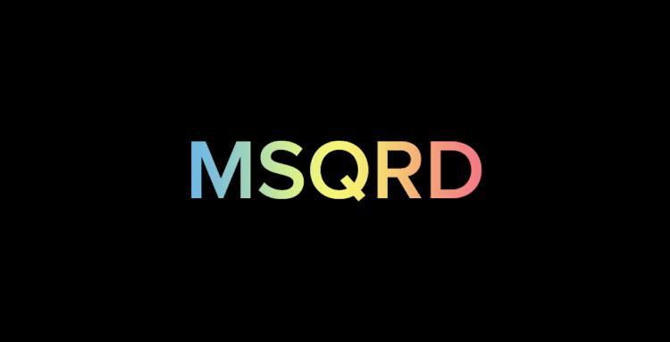 MSQRD Logo