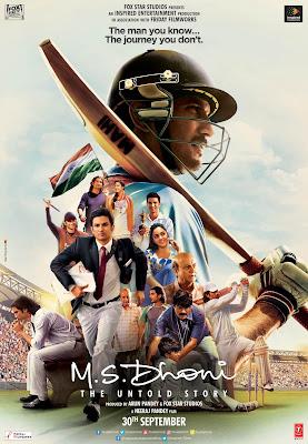 Film M.S. Dhoni: The Untold Story (2016)