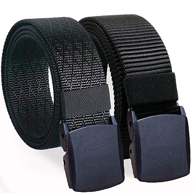 WYuZe Nylon Webbing Tactical Belts