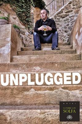 unplugged, Javier Moragrega, Javi Solfa, hotel fábrica de Solfa