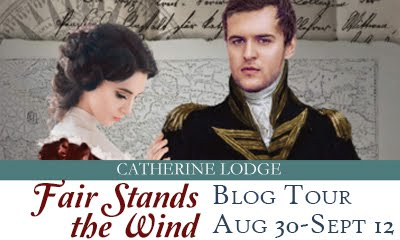Fair Stands the Wind Blog Tour