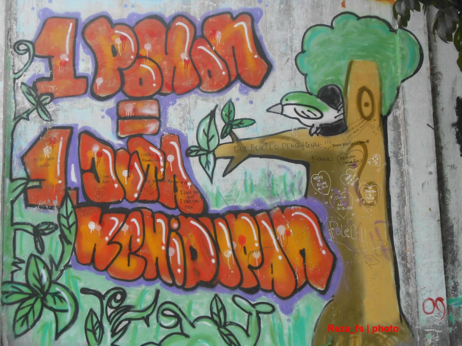 Download 93+ Gambar Grafiti Lingkungan Hidup Keren Gratis