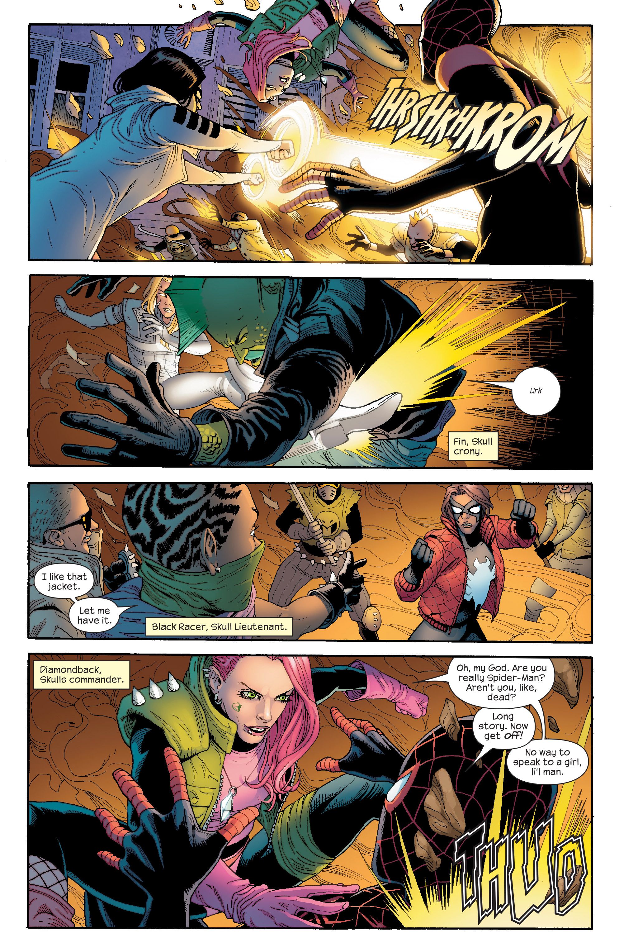 Read online All-New Ultimates comic -  Issue #2 - 4