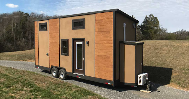 Amsterdam 24 by Transcend Tiny Homes