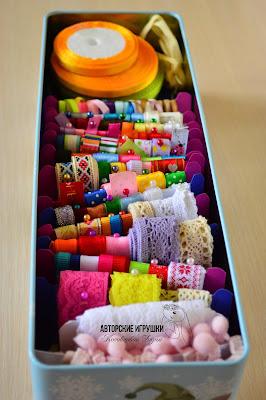 Как хранить ленты для рукоделия, ленты для рукоделия,где хранить ленты, как хранить атласные ленты,  хранение лент и тесьмы, организация творчества для рукодельницы, мастер класс как хранить ленты и шнурочки