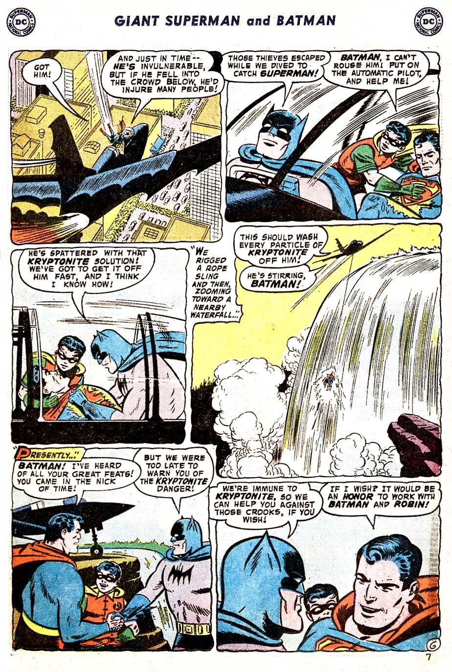 Read online World's Finest Comics comic -  Issue #179 - 9