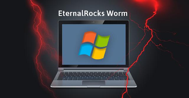 Nguy hiểm hơn WannaCry, EternalRocks