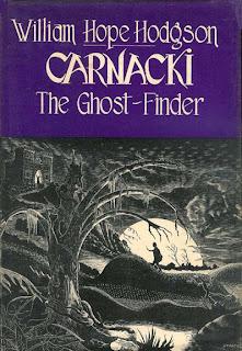 Carnacki es un especie de detective de los sobrenatural