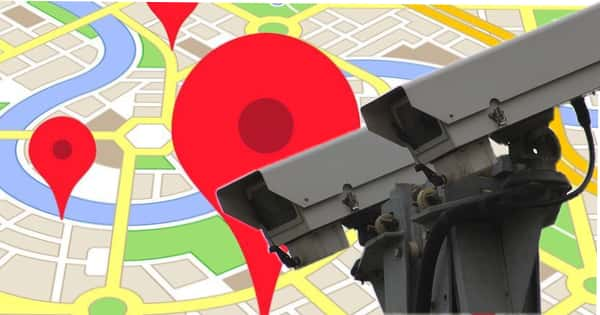 ستعرض خرائط جوجل الآن اماكن رادار السرعة