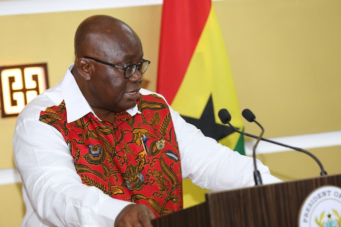 Reshuffle: President Akufo-Addo makes changes to his Government