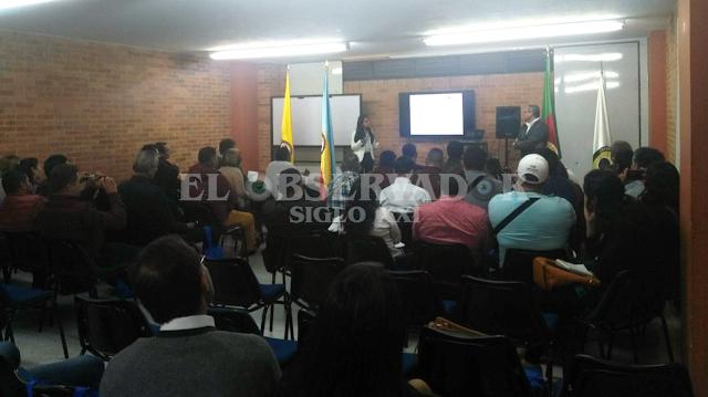 Concejales de Sabana Occidente se capacitaron en la Universidad de Cundinamarca en Facatativá