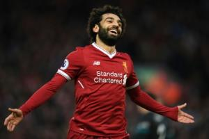 "Salah, the Premier League's top scorer with 13 goals, also scored 10 times in all competitions for Serie A club Roma in 2017 before making the move to Merseyside.     ""I am very happy to win this award,"" Salah told BBC Sport.     ""It's always a special feeling when you win something. I feel like I had a great year, so I'm very happy.""  Salah beat a star-studded cast of rivals to become the third Egyptian to win the award and first since Mohamed Aboutrika picked up the gong in 2008.     Gabon's Borussia Dortmund striker Pierre-Emerick Aubameyang, Guinean Naby Keita -- his future Liverpool team-mate currently at RB Leipzig -- fellow Reds star Sadio Mane of Senegal and Chelsea's Nigerian winger Victor Moses lost out to the pacy attacker, nicknamed the ""Egyptian Messi""."