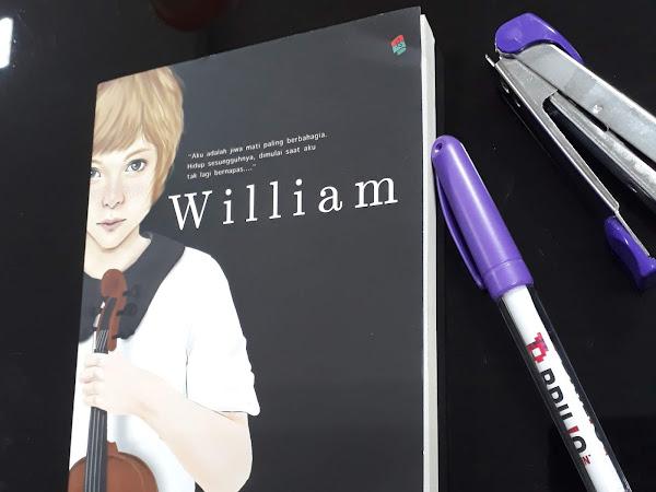 Kali ini, menikmati kisah William