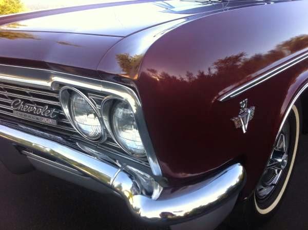 1966 Chevrolet Impala Super Sport for Sale - Buy American