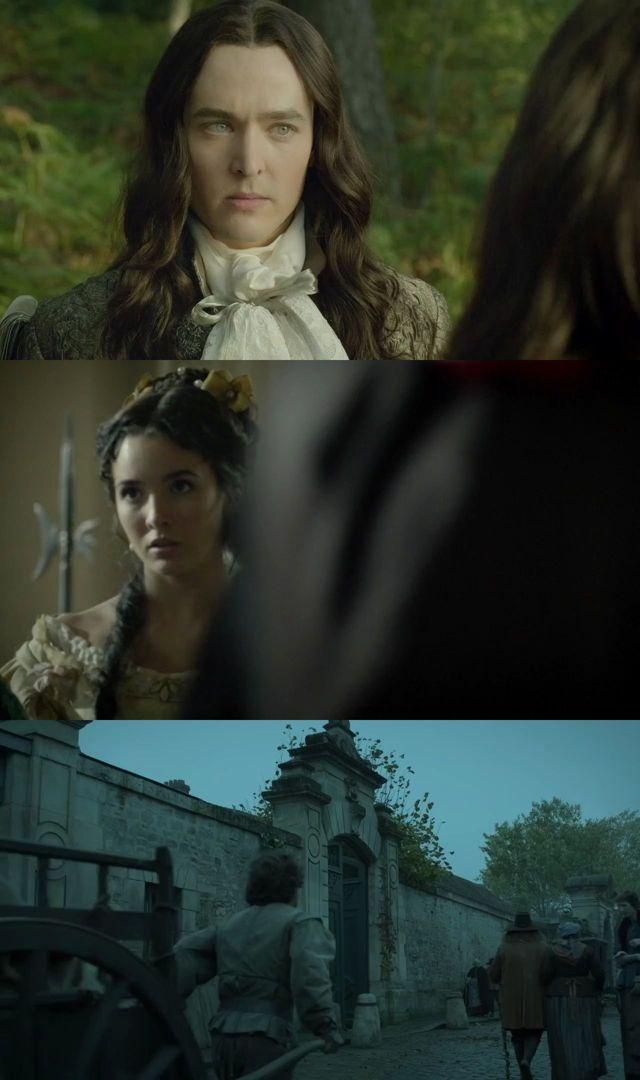 Versailles Temporada 1 Completa HD 720p Latino Dual