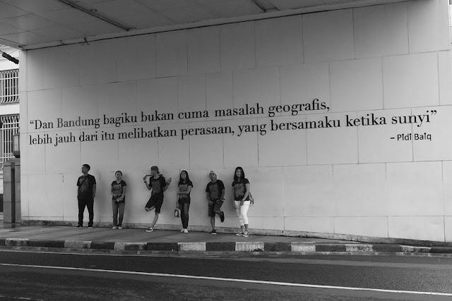 CERITA pidi baiq quotes tentang Bandung