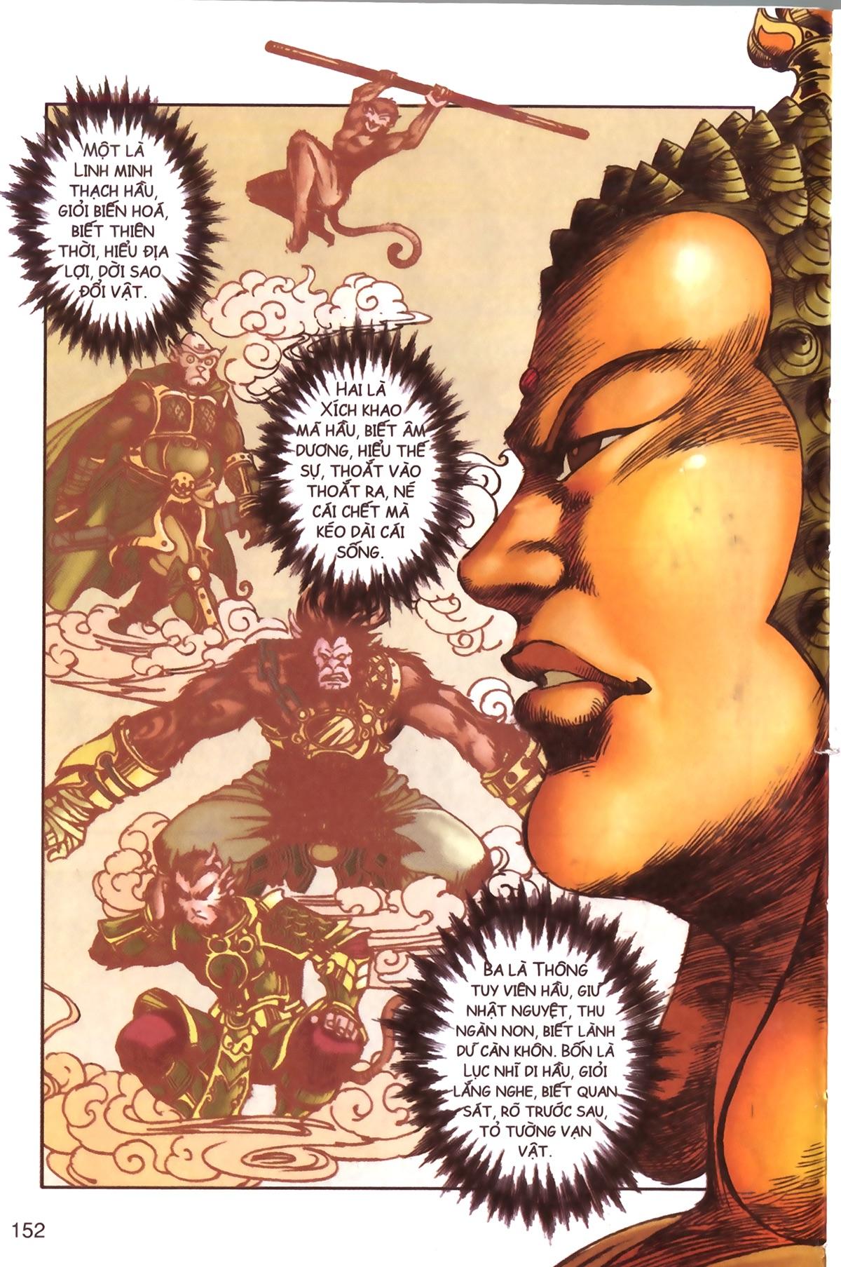 Tây Du Ký màu - Chapter 104 - Pic 34