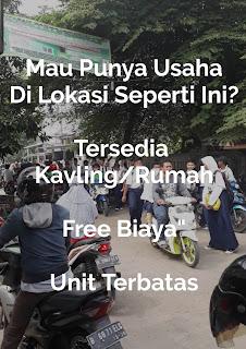 Perumahan Syariah Green Fatih Residence Depok