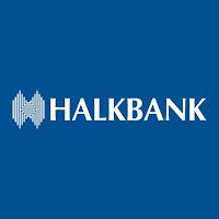 Halkbank Mavi Beyaz Kare Logo
