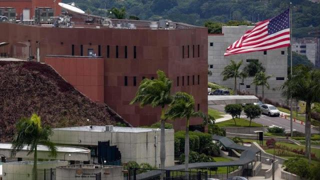 EEUU anuncia retirada de todos sus diplomáticos de Venezuela