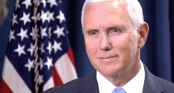 Pence says Republicans will keep control of the House