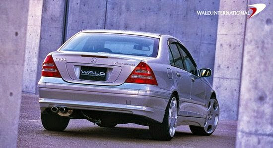 mercedes benz w203 wald international