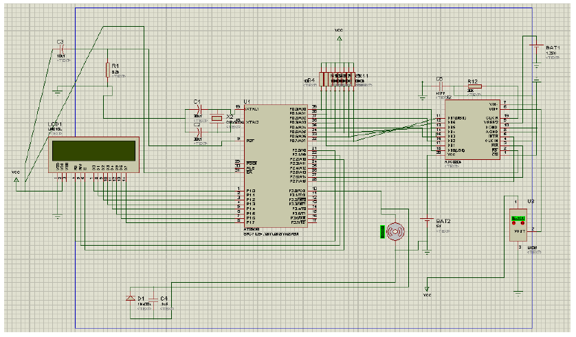 Free Final Year Project's: DC Motor Control Using