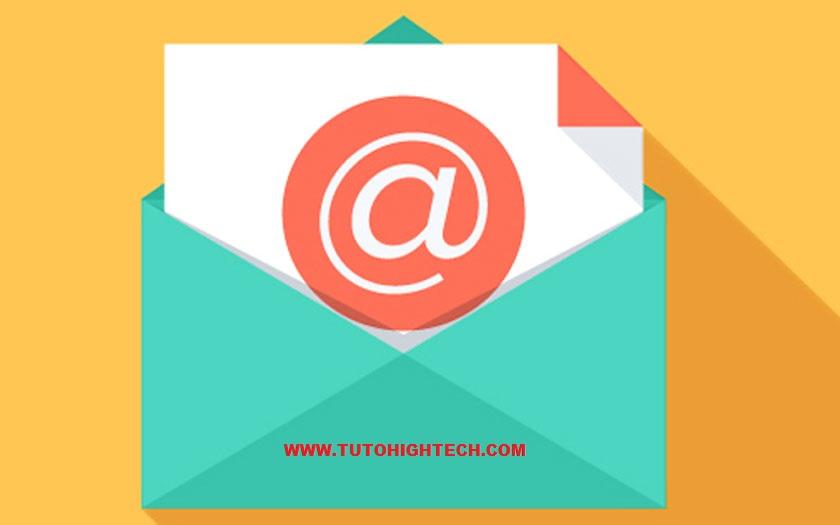 Meilleurs services de messagerie - boite mail