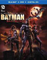 Batman Bad Blood 2016 720p English BRRip Full Movie