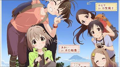 Todos os Episódios de Yama no Susume: Second Season Online