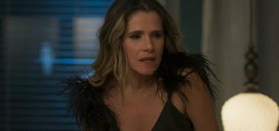 Silvana (Ingrid Guimarães) vai passar mal no Carnaval e vomitará em repórter em Bom Sucesso