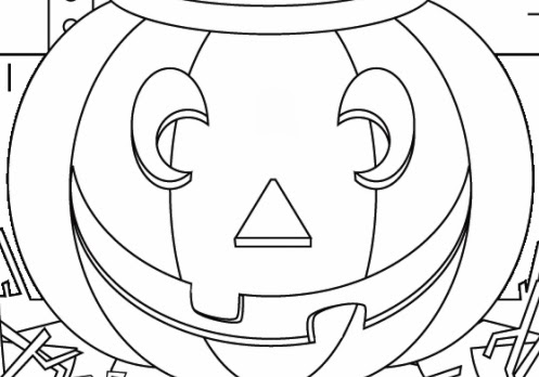 parents magazine halloween coloring pages - photo#29