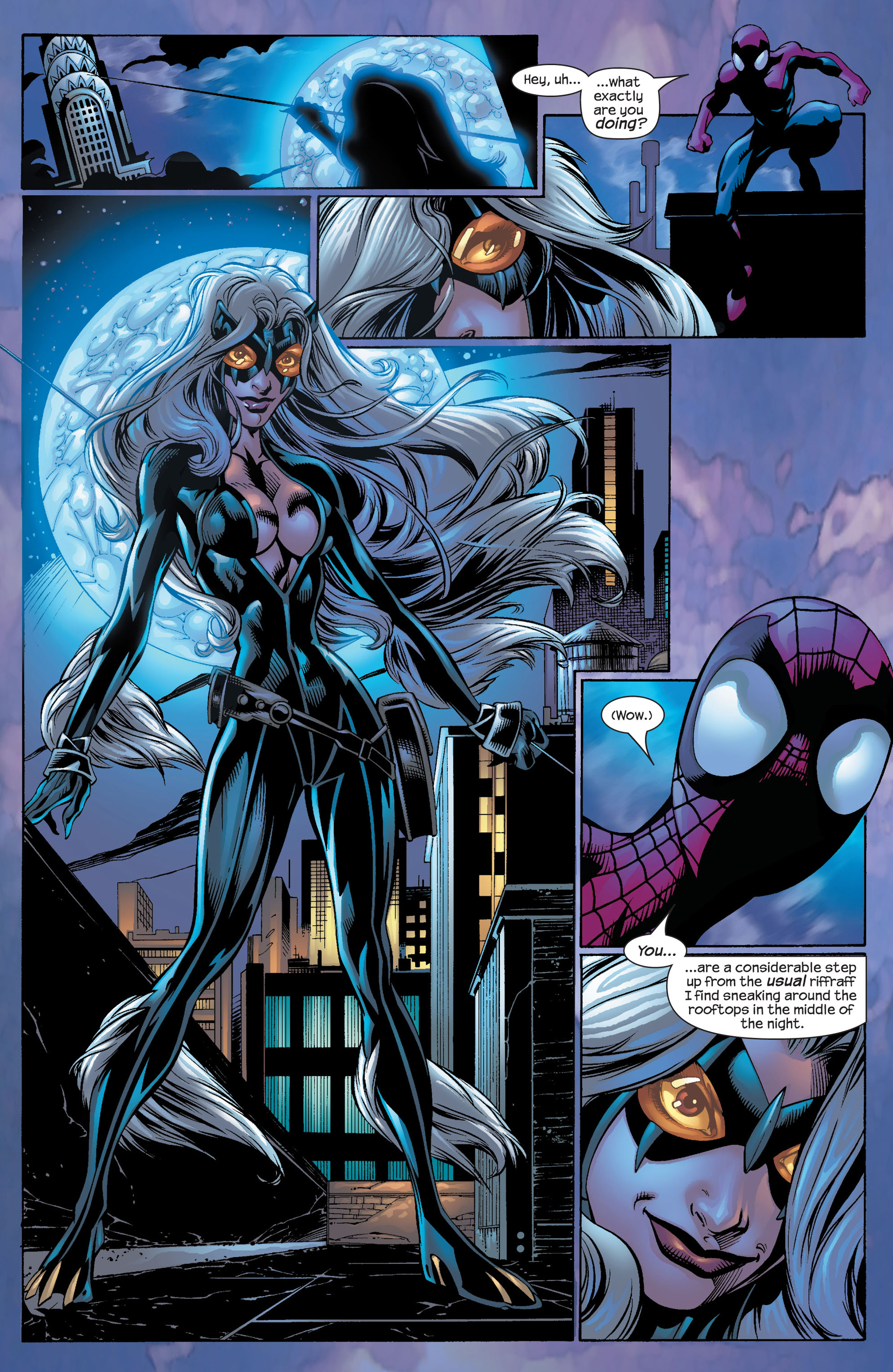 Read online Ultimate Spider-Man (2000) comic -  Issue #50 - 17