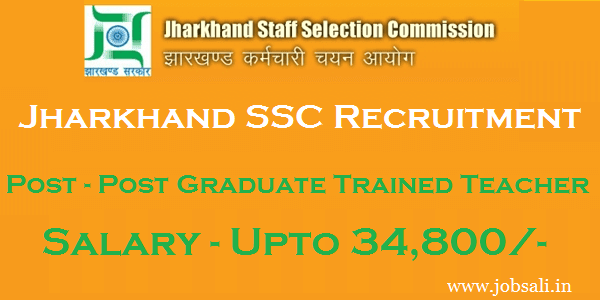JSSC exam date, SSC Online application, Govt jobs in Jharkhand