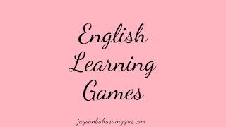 Games Bahasa Inggris Tentang Vocabulary Verb (Kata Kerja)