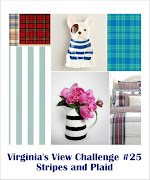 Challenge #25 (Stripes & Plaid)