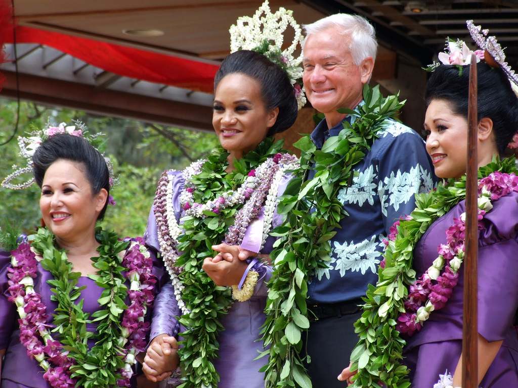 Aloha From Hawaii We Say It All With A Lei Aloha Welcome Goodbye