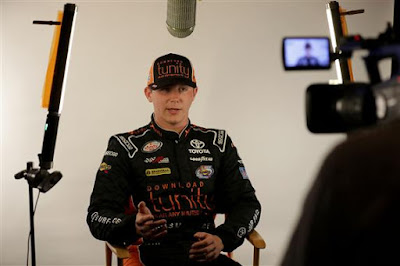 Matt Tifft - 2017 #NASCAR XFINITY Series Playoffs Media Day Photos