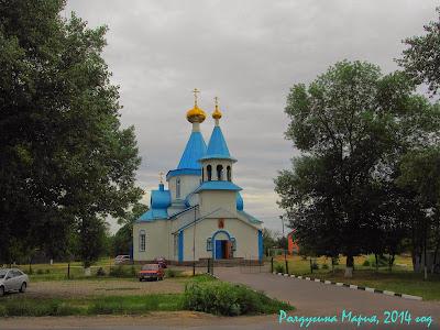 Новочеркасск Церковь Донской иконы Божией Матери