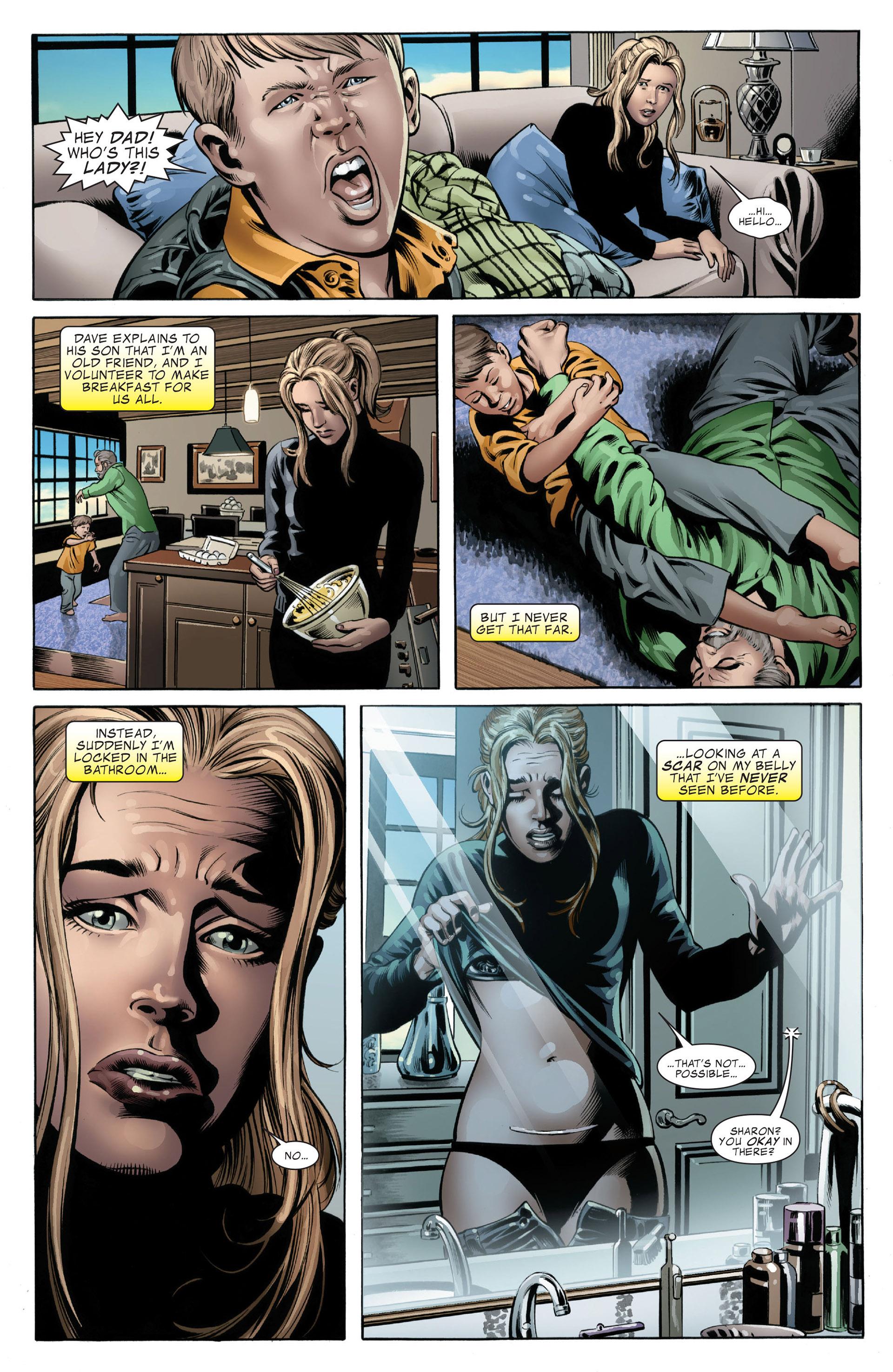 Read online Captain America (2005) comic -  Issue #49 - 18