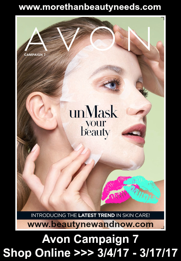 Click on image to shop Avon Campaign 7 >>>