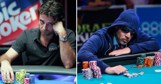 Estos son los peores slow rolls en el póquer profesional