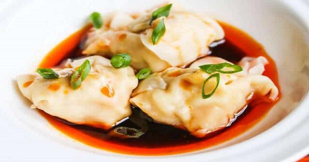 Szechuan Red Chili Oil Wonton Sauce Recipe