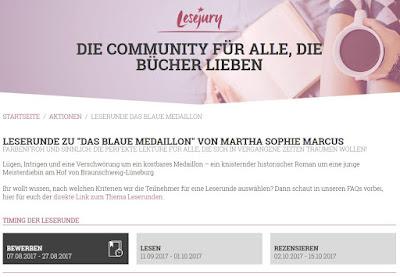 https://www.lesejury.de/aktionen/leserunden/leserunde-das-blaue-medaillon?tab=impressions&o=20#reviews