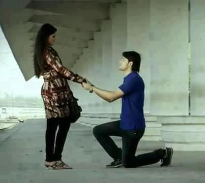 hot to propose a girl