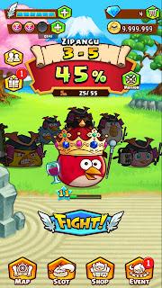 Angry Birds Fight! APK unlocked